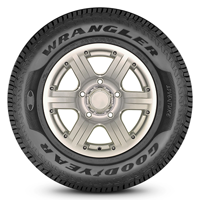 Goodyear Wrangler Adventure
